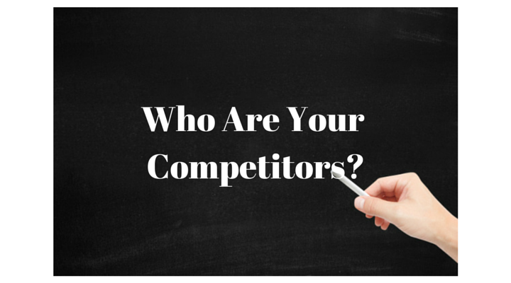 Who Are Your Competitors
